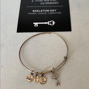 Alex and ani energy bracelet